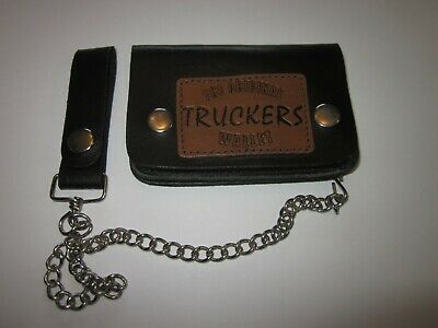 $ CDN19.03 • Buy The Original Trucker's Wallet Leather With Chain