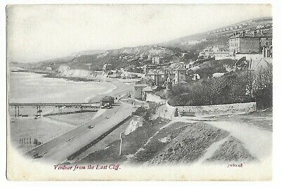 Postcard, Ventnor From The East Cliff • 2.22£