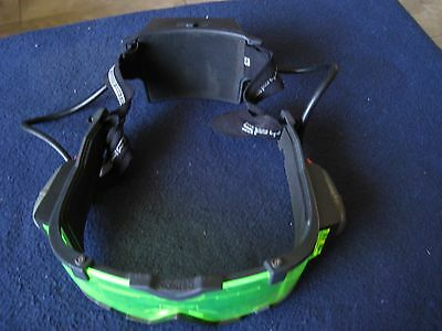 SVG Spy Gear Night Vision Goggles Glasses 2002 Wild Planet Toys TESTED WORKING • 7.23£