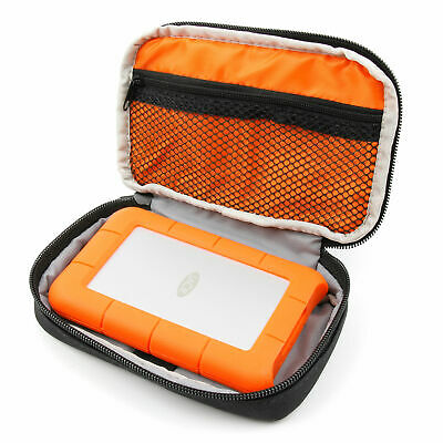 Universal Portable Hard Drive Pouch Case For Seagate, LaCie, Western Digital Etc • 12.99£