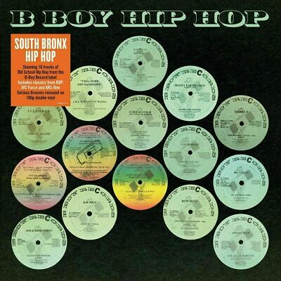 B Boy Hip Hop - Various Artists (12  Album) [Vinyl] • 20.44£