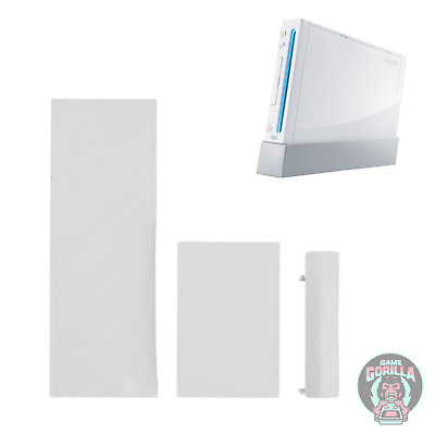 £3.49 • Buy Nintendo Wii Console Door Cover Kit Flap White Replacement Panel Covers Set Of 3