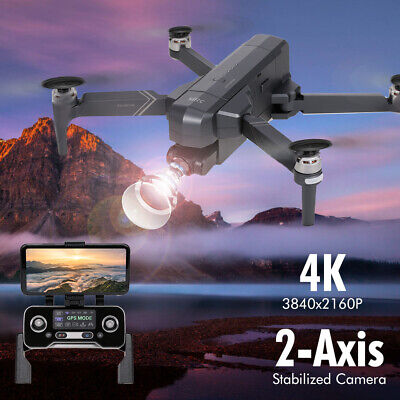 AU312.99 • Buy SJRC F11 4K PRO RC Drone With Camera 4K 5G Wifi FPV GPS Quadcopter Drone