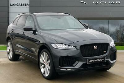 2017 Jaguar F-Pace V6 S AWD Auto Estate Diesel Automatic • 26,495£