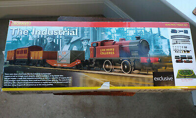 Hornby The Industrial Electric Train Set (used) • 11.50£
