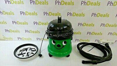 NUMATIC George Hoover GVE370 3-in-1 Cylinder Wet & Dry Vacuum Cleaner - Green  • 52£