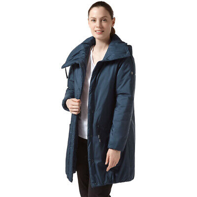 Craghoppers Womens Feather Warm Insulated Waterproof Jacket • 74.10£