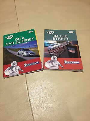 I Spy On A Car Journey  & In The Street Books - MICHELIN • 4.50£