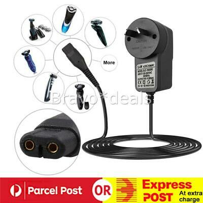 AU16.95 • Buy 15V AU Plug Charger Power Lead Supply For Philips Electric Shaver Fit Most Shape