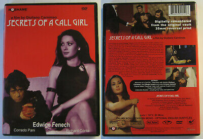Secrets Of A Call Girl Edwige Fenech No Shame Region 1 Ntsc Dvd Unrated Oop • 26.99£