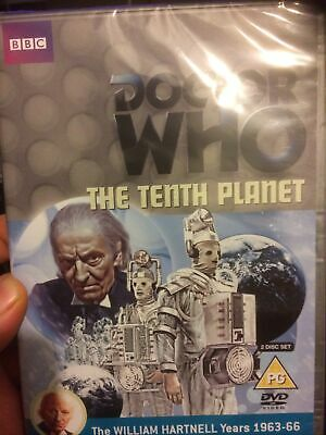 Doctor Who: The Tenth Planet [DVD] • 5.99£