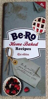 Be-Ro Home Baked Recipes 41st Edition Cook Book(Paperback) • 5£