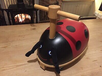 Wheely Bug Type Ladybird • 12£
