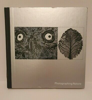 Photographing Nature.Time Life Books.Library Of Photography.Quality Hardback 75 • 5.99£