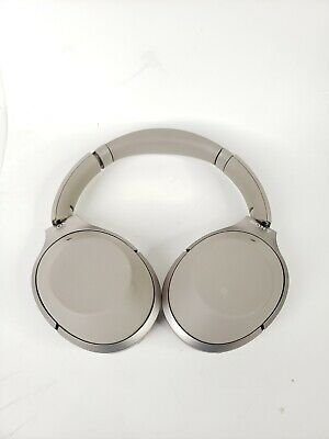 $ CDN151.46 • Buy Genuine Sony WH1000XM2 Wireless Bluetooth Noise Canceling Stereo Headphones Gold