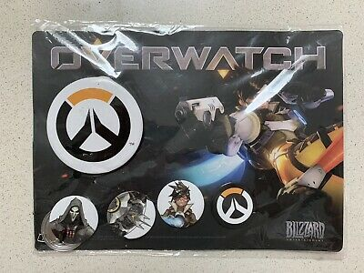 AU8.50 • Buy Overwatch Pins/Badges