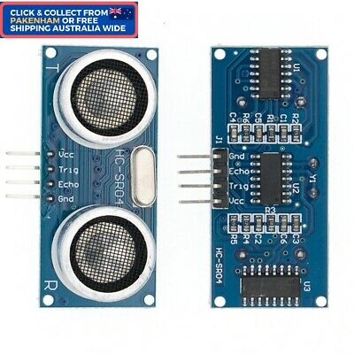 AU5.25 • Buy HC-SR04 Ultrasonic Module Distance Measuring Transducer Sensor - PAKENHAM STOCK