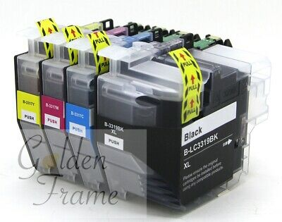 AU38 • Buy Generic Ink  LC-3319XL For Brother MFC-J6530DW MFC-J6930DW MFC-J5730DW