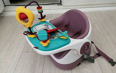 Mamas And Papas Baby Snug Bud Activity Tray Support Booster Seat Feeding • 31£