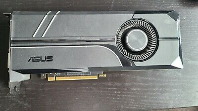 $ CDN315 • Buy ASUS GeForce GTX 1070 8GB Turbo Edition 4K & VR Ready Dual HDMI 2.0 DP 1.4