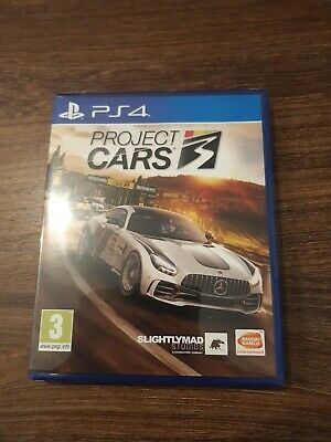 Project Cars 3 Video Game For Sony PlayStation 4 • 9.50£
