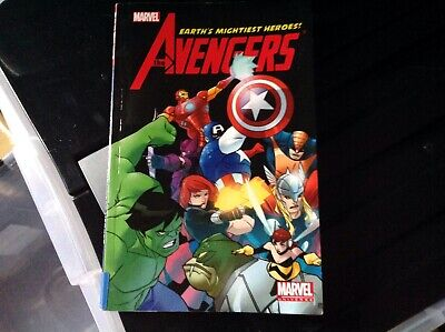 Marvel. Avengers. Earth Mightiest Heroes. Vol 2. 1st Edition. 2012 • 5£
