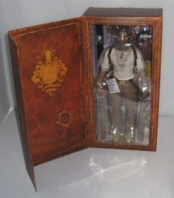 Nathan Drake Sixth Scale Action Figure Uncharted Sideshow Collectibles 1/6 Scale • 279.99£