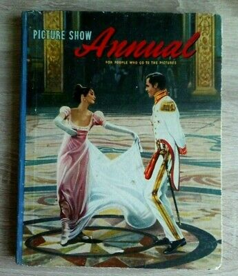£10.50 • Buy Picture Show Annual 1958 Vintage Film/Movies Hardback Book