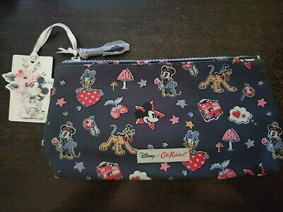Cath Kidston Disney New With Tag Makeup Bag/Pencil Case • 4.99£