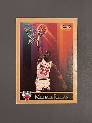 $49.99 • Buy 1990 SkyBox Michael Jordan #41 Rare Chicago Bulls Basketball Card - Playing Golf