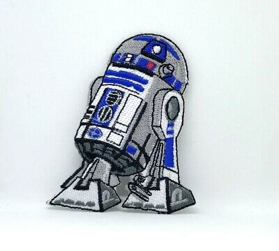 £1.85 • Buy STAR WARS Movies Iron Or Sew On Embroidered Patches - R2D2