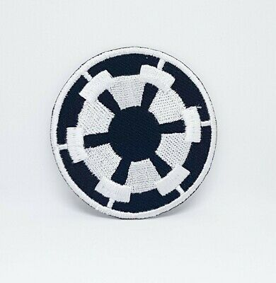 £1.80 • Buy STAR WARS Movies Iron Or Sew On Embroidered Patches - STAR WARS BLACK...241