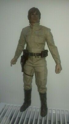 Luke Skywalker Custom 12  Bespin Figure 1/6 Scale Hot Toy Sideshow.  • 80£