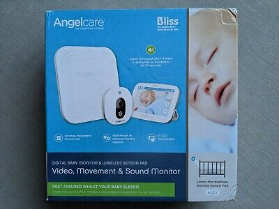 View Details Angelcare Baby Video And Wireless Movement Monitor AC517 • 72.00£