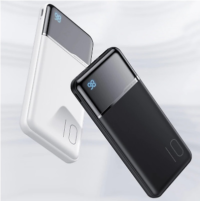 AU38.62 • Buy Power Bank 10000mAh Portable USB External Battery Charger For Xiaomi 9 & IPhone