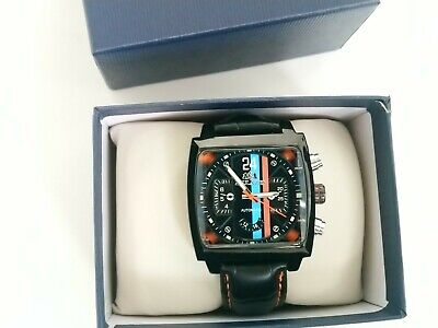 New Sports Watch Motorsport Steve McQueen Le Mans 24 Hours Retro Racing Style  • 68£