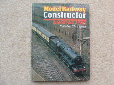 Model Railway Constructor Annual 1983 • 4.49£