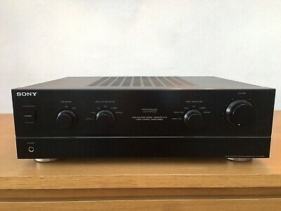 Sony Integrated Stereo Amplifier TA-F246E • 99£
