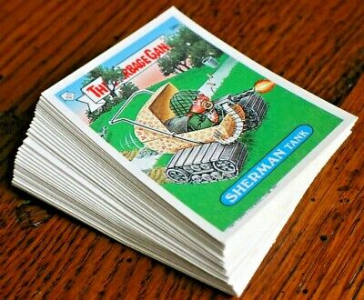 £1.25 • Buy The Garbage Gang,1987, Mint Condition, Topps Gum Cards, Pick Your Cards