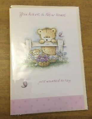 New Home Greetings Card - Brand New • 1.50£
