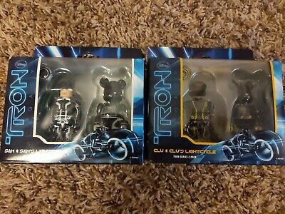 $100 • Buy Tron Legacy Bearbrick Series 2 Sam And Clue Sets