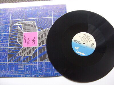 Living In A Box - Living In A Box 12  Single 1987 (dance Mix & Penthouse Mix) • 2.99£