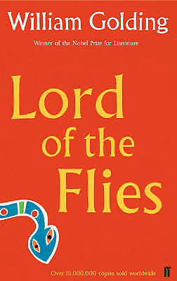 Lord Of The Flies By William Golding (Paperback, 1996) • 3.40£