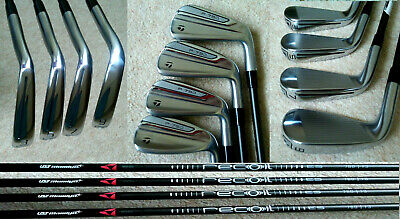 Superb Mint Condition 2020 TaylorMade P790 3,5,7 & 9 Irons & Reg Graphite Shafts • 450£