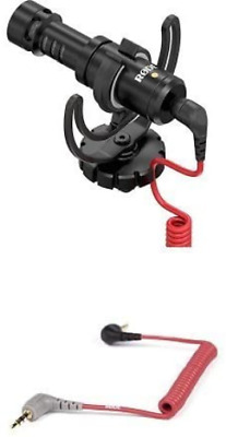 Rode VideoMicro Compact On Camera Microphone With SC7 IPhone Accessory • 73.02£
