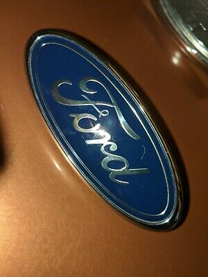 Ford Cougar Rear Ford Blue Oval Badge. • 5.99£
