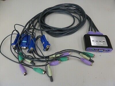 AU100 • Buy Aten 2 Port / 4 Port Kvm Switches