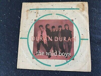 AU4.98 • Buy Duran Duran - The Wild Bos 7 Vinyl Single Hard Cover