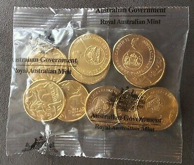 AU425 • Buy 2016 Changeover RAM Sealed Bag Of $1 One Dollar Coins