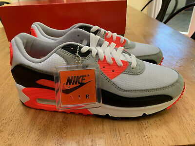 AU275 • Buy Nike Air Max 3 Iii 90 Mens Shoes (2020) / Infrared / Ct1685-100 / Size 10 Us
